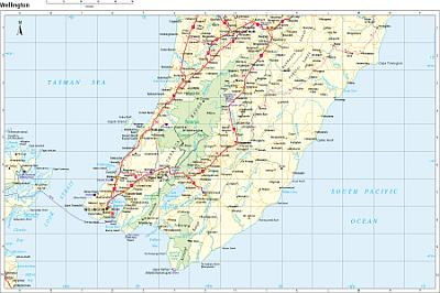 how to call wellington new zealand from australia