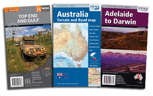 Online Map Shop Australia - Where to buy maps