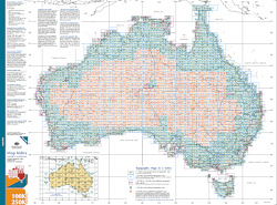 Buy Map Of Australia.Australia Topographic Maps 1 100 000 Scale Online Map Shop